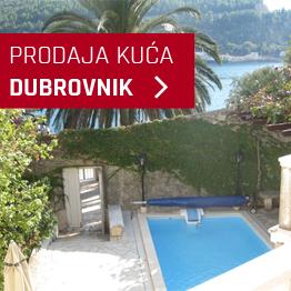 Prodaja kuća u Dubrovniku